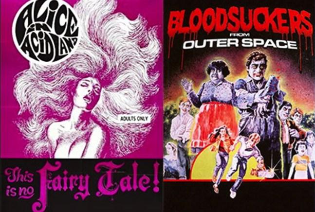 Den nya strömningstjänsten Cultpix tillhandahåller bland annat skandinaviska erotiska filmer, amerikansk skräck och kultig scifi.