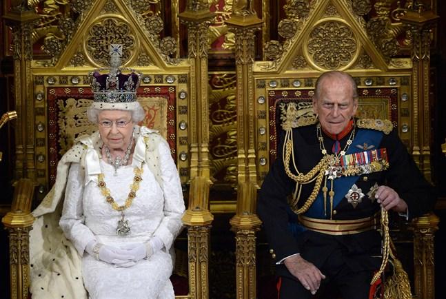 Drottning Elizabeth II och prins Philip har varit gifta sedan 1947.