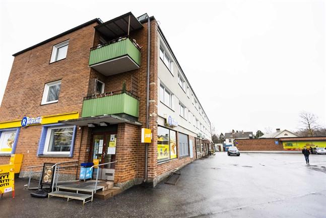 R-kiosken bedrev verksamhet i Bockska hörnet innan den tvingades stänga dörrarna på grund av minska lönsamhet.