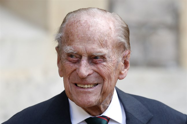 Prins Philip, hertigen av Edinburg, blev 99 år gammal. Bilden är från juli 2020.