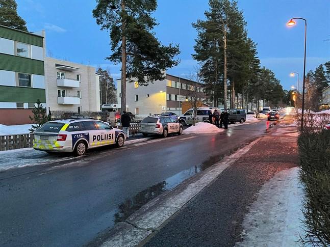 Efter händelser i mars i Sveden greps de bägge männen i våras. Nu sitter de frihetsberövade igen, för att hindra dem från att begå fler brott.