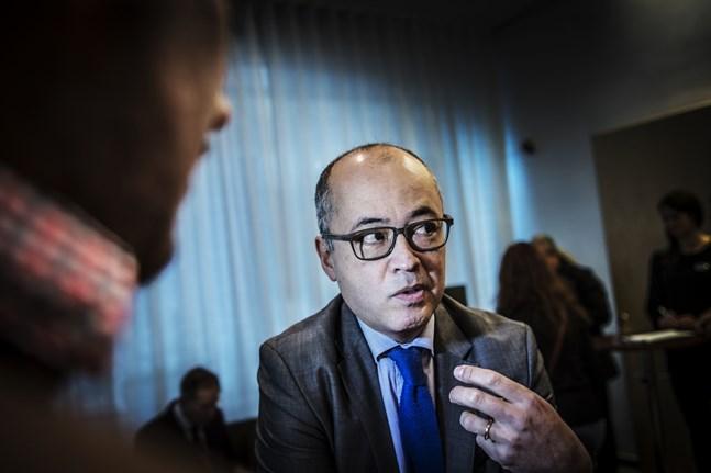 Kinaexperten Frédéric Cho. Arkivbild.