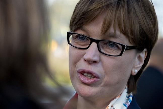 Belgiska Catherine De Bolle är chef för det europeiska polissamarbetet Europol. I en ny rapport varnas för att den organiserade brottsligheten kan växa sig stark i coronapandemins spår. Arkivfoto.
