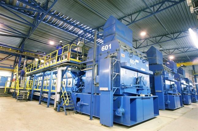 Motorrummet i kraftverket i Dakar ska totalrenoveras.