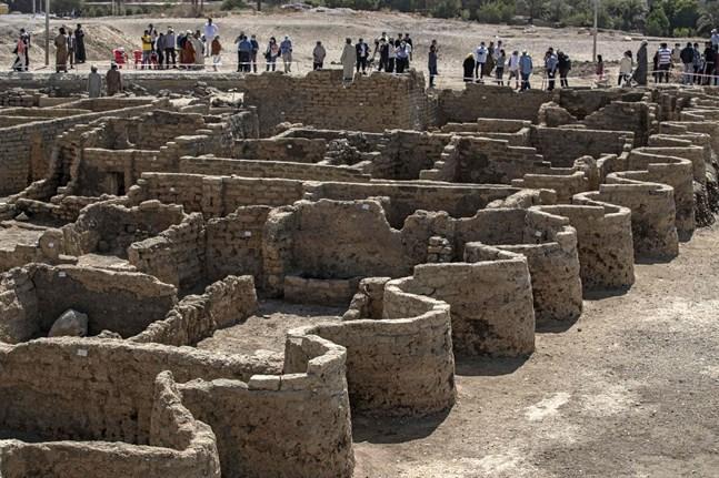 Forskarna har daterat den gyllene staden Aten till omkring 1 300 år före vår tideräknings början.