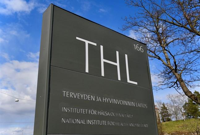 Institutet för hälsa och välfärd rapporterar om tre nya dödsfall.