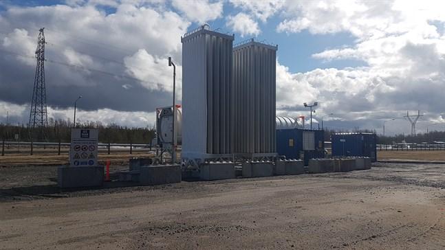 Yara ska övergå till användning av naturgas i Karleby.