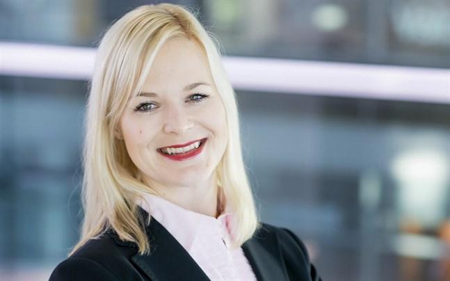 Hanna-Maria Heikkinen flyttar från Cargotec till Wärtsilä.