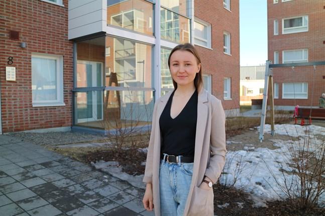 Ina Mattila har klara mål: hon ska bli ekonomiskt oberoende men fortsätta jobba hårt.