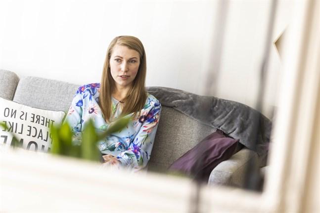 Mariia Skog har inte kunnat besöka sitt hemland Ukraina på grund av coronapandemin. Nu ökar dessutom oroligheterna i landet.