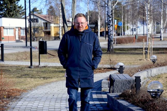 David Strömbäck fick lägga om sitt pussel på grund av pandemin. Resultatet blev en musikdokumentär.