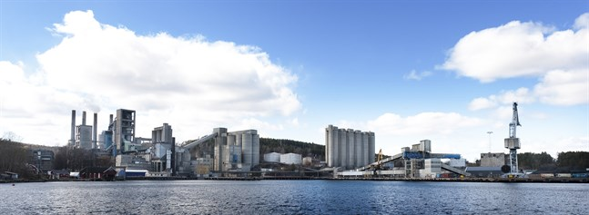 Betongfabriken i Brevik i Norge ska få värmeväxlare från Östermark.