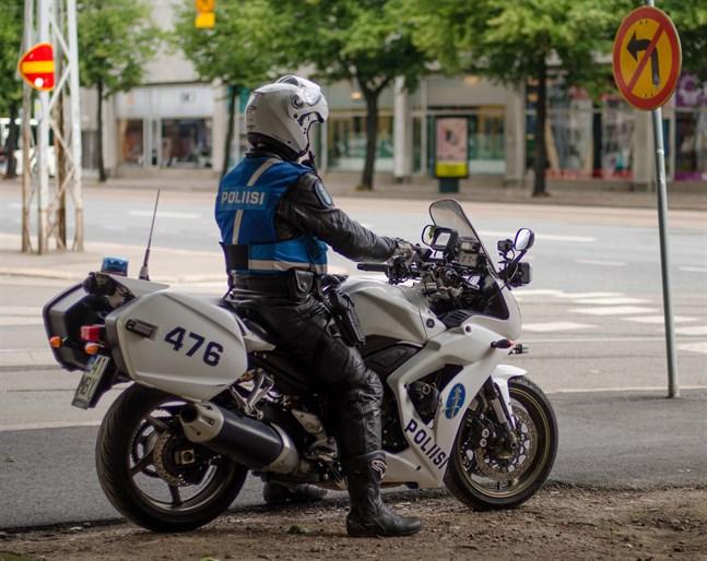 Trafikbrotten är en av få brottstyper som uppvisar en klar ökning under coronatiden.