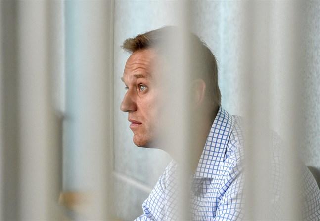 Aleksej Navalnyj inledde en hungerstrejk den 31 mars på den anstalt öster om Moskva där han befinner sig.