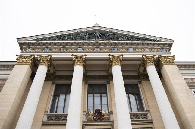 Regeringen samlas i Ständerhuset för att diskutera Finlands coronaläge på tisdag.