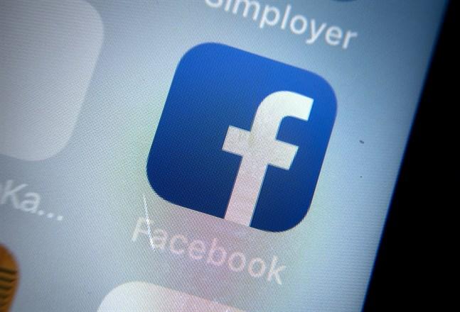 Facebook lanserar flera nya ljudfunktioner. Arkivbild.