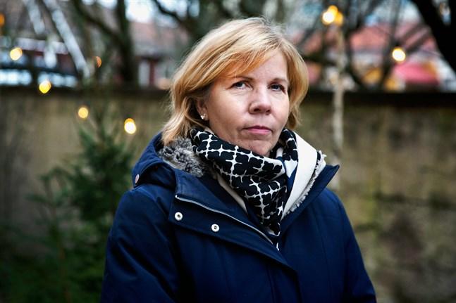 Justitieminister Anna-Maja Henriksson (SFP) säger att beslutet att flytta kommunalvalet fortfarande känns rätt, trots att spridningen av coronaviruset mattats av på sistone. Kommunalvalet skulle ordnas den 18 april men flyttades till den 13 juni. Arkivbild.
