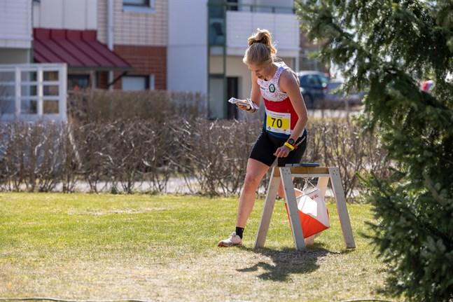 Alexandra Enlund har tidigare deltagit i ett par världscuptävlingar. EM i Schweiz blir hennes första internationella mästerskap på seniornivå.