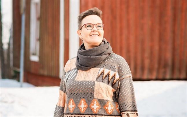 Minna Knutar började fila på några av sina gamla haiku-dikter när Nylands litteraturförening utlyste en haikutävling i våras.
