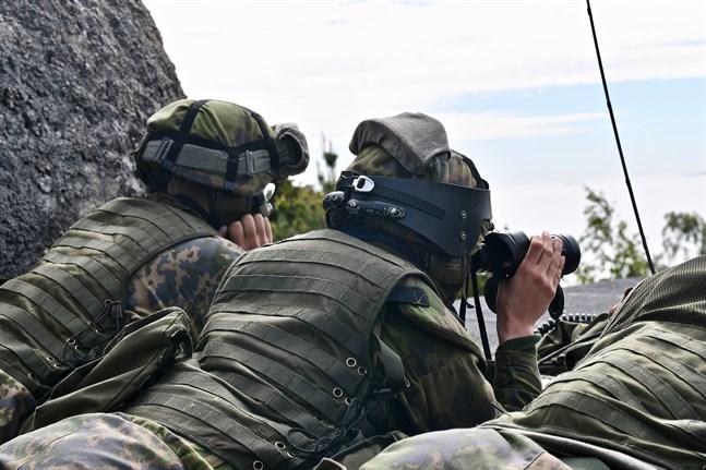 Från och med måndagen kan sökande göra en elektronisk ansökan till militärtjänst.
