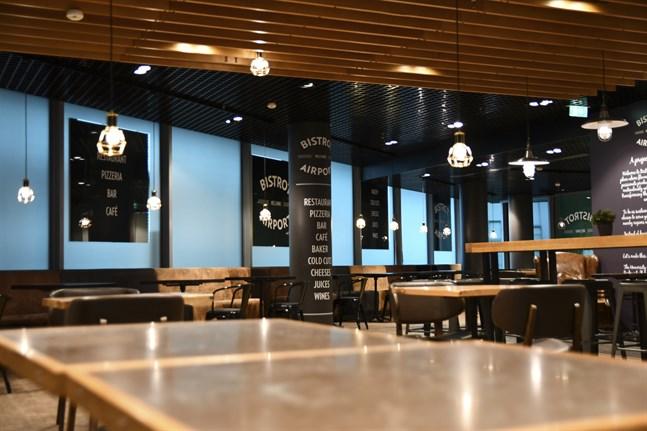 En del restauranger håller fortfarande stängt i svårt virusdrabbade områden.
