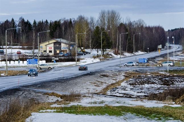Korsningen i Murick har varit på tapeten i olika omgångar. Rondell, underfart eller sänkning av hastigheten är alternativ som diskuterats.