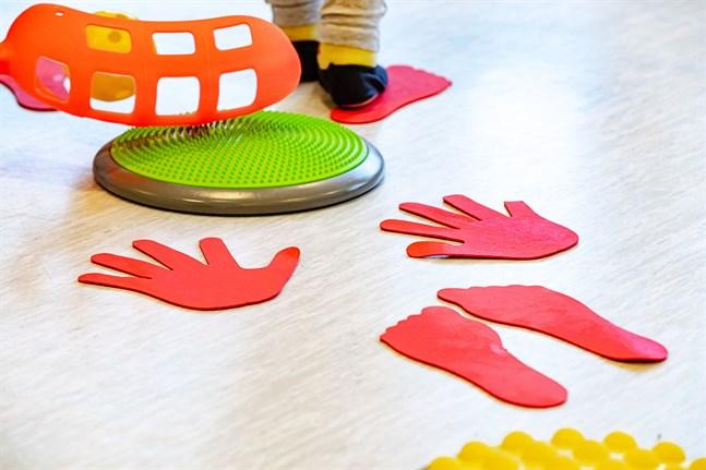 Nytt projekt ska väcka rörelseglädje inom småbarnspedagogik och förskola i Larsmo.
