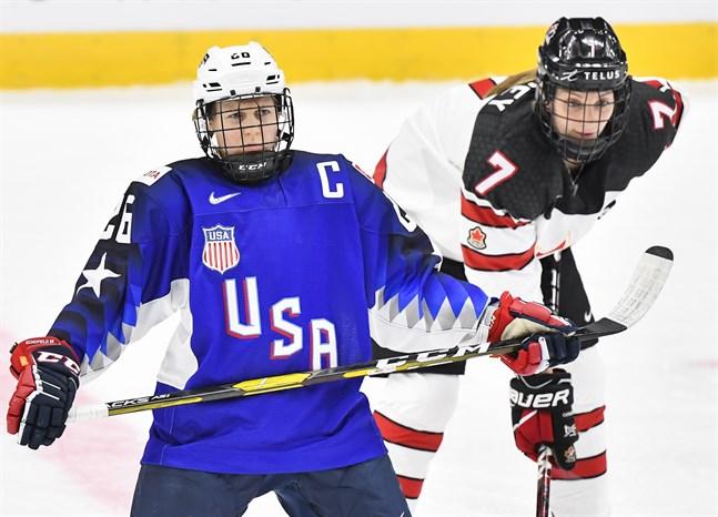 Damernas hockey-VM i Halifax, Kanada, ställs in.
