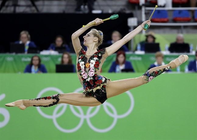 De ryska idrottarna i OS får en ny nationalsång. Arkivbild.