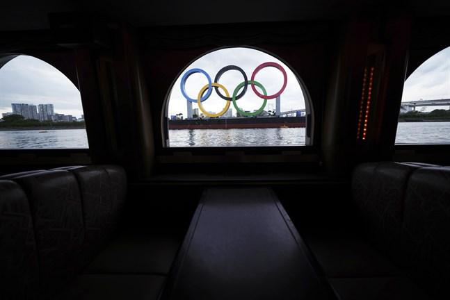 Sommar-OS i Tokyo är tänkt att invigas den 23 juli. Arkivbild.