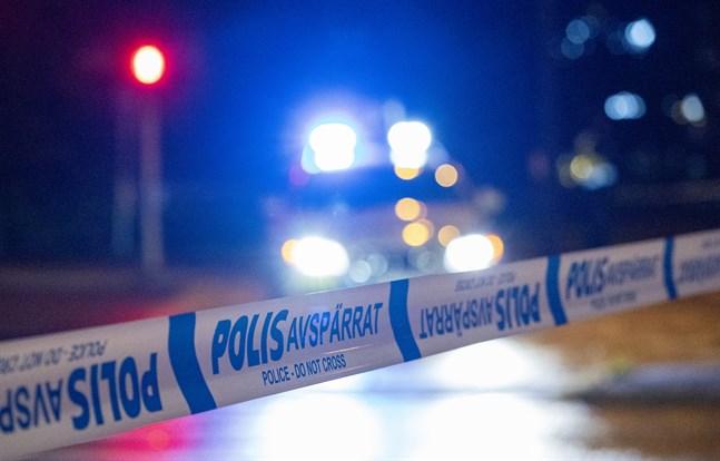 En explosion har inträffat i anslutning till en balkong i Larsboda, i södra Stockholm. Arkivbild.