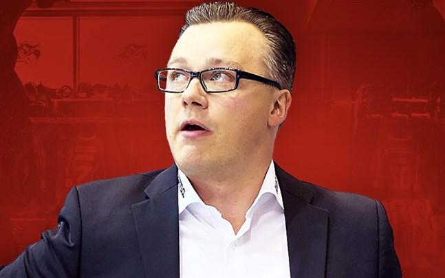 Juuso Hahl blir tränare i Sport.