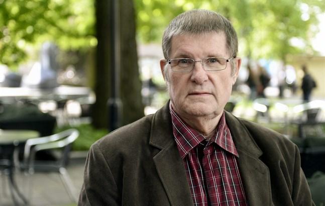 """Matti """"Fredi"""" Siitonen (1942-2021)."""