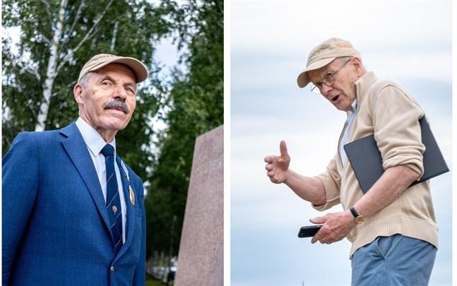 Henrik Fågelbärj och Matts Andersén får kulturpris.