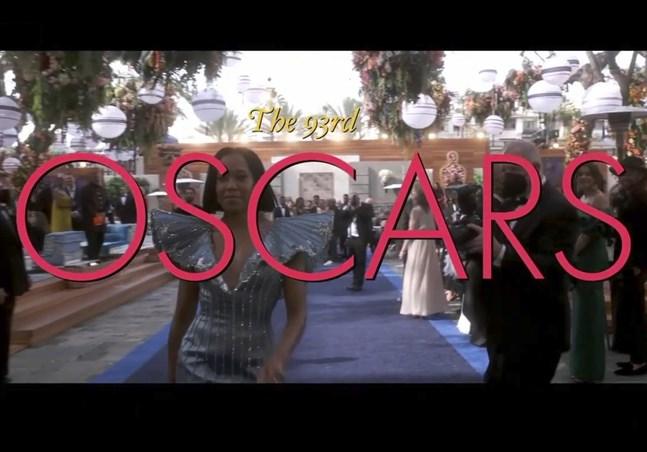Oscarsgalan blev inte populär på tv i år.