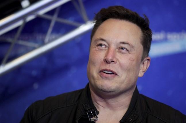 """Elon Musk ska stå värd för sketchprogrammet """"Saturday night live""""."""