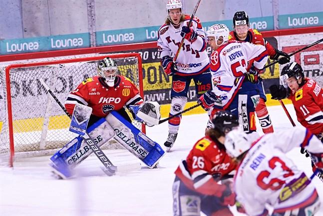 Hermes och Ketterä drabbade samman i en fjärde finalmatch.