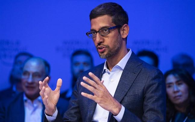 Sundar Pichai, vd för Alphabet/Google, levererade en delårsrapport som möttes av positiva marknadsreaktioner.