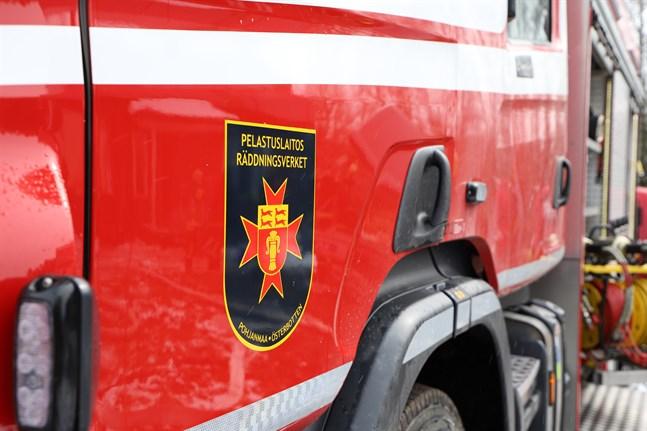 Brandkåren fick många små larm på fredagseftermiddagen.