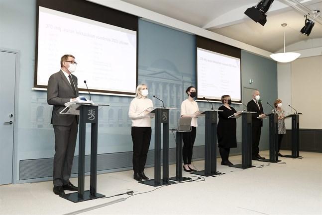 Regeringen kom stärkt ur förhandlingskrisen, säger flera av ministrarna på torsdagen.