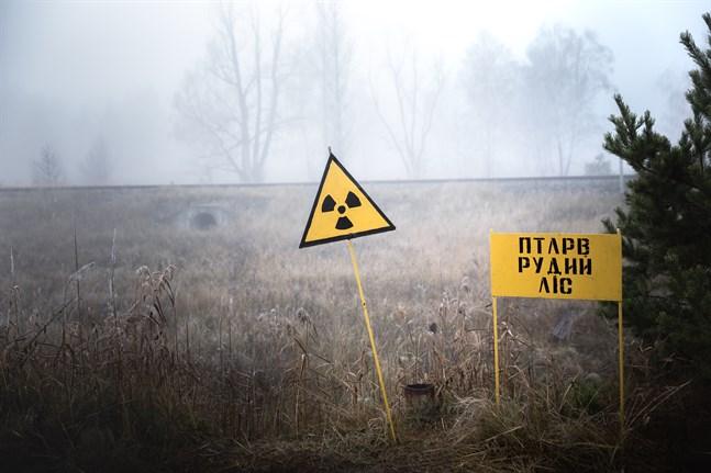 Katastrofen i Tjernobyl inträffade för nästan exakt 35 år sedan, den 26 april.