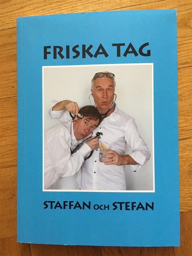 Friska tag blir den elfte boken av Stefan Lundberg och Staffan Bruun.