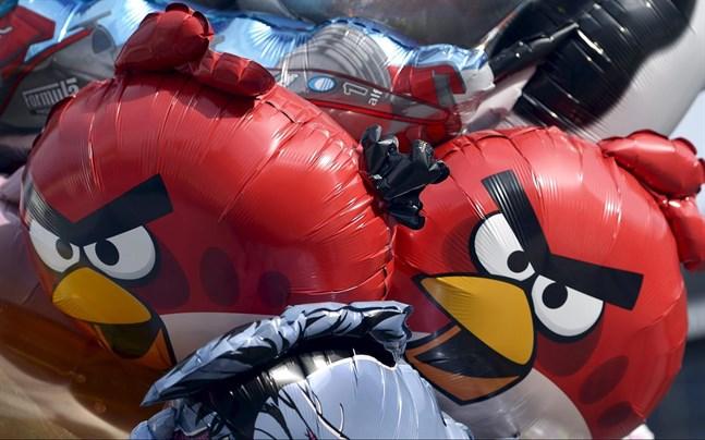 Rovio, den finländska tillverkaren av spelet Angry Birds, redovisar kvartalsrapport.