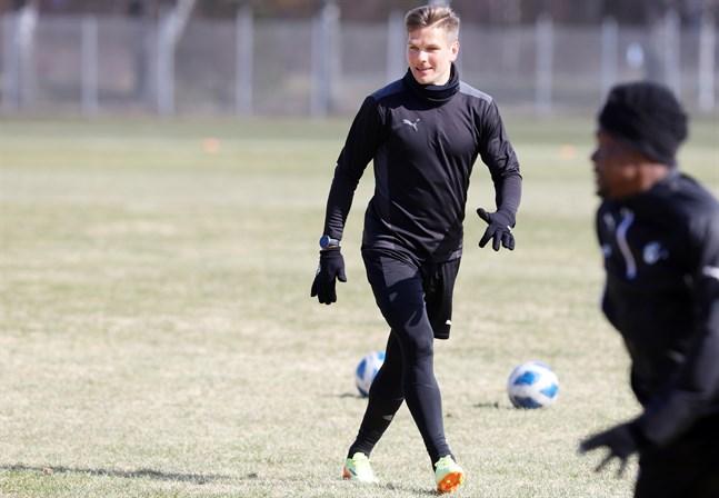 Sebastian Strandvall hör till de erfarna spelarna som ska visa vägen i VPS.