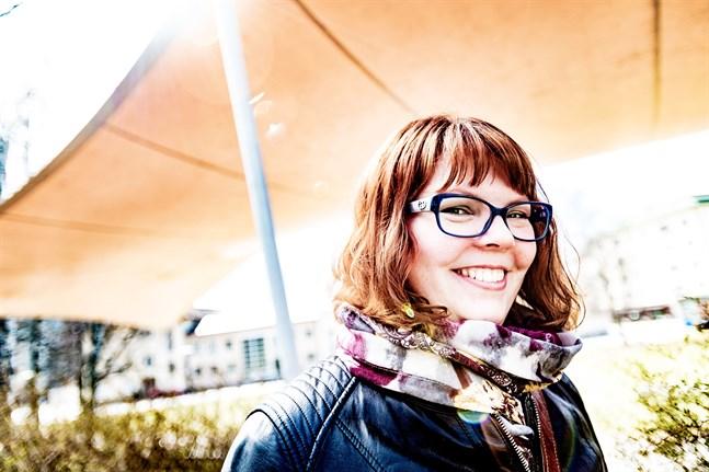 För Emma Kanckos i Jakobstad gick skrivandet från att vara en hobby till att bli en livsstil.