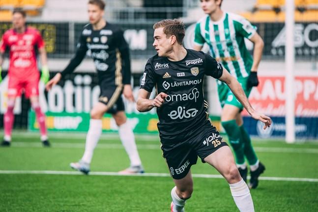 I SJK är man övertygade om att Daniel Håkans har potential att bli ett utlandsproffs.