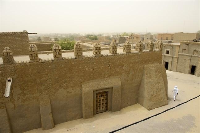 Familjen kommer från den uråldriga staden Timbuktu.