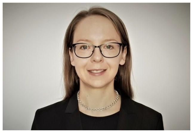 Heidi Mäkelä börjar sitt nya jobb den första augusti.