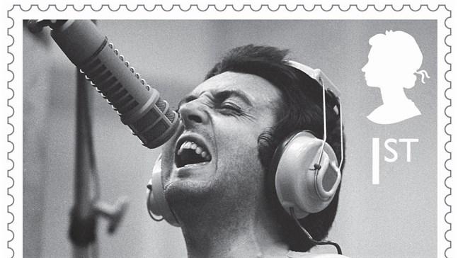 Motiven kommer från både skivomslag och bilder på McCartney. Beskuren pressbild.
