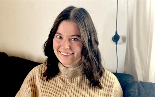 """Petra Raiskinmäki fick snabbt följare och bokutgivare med på noterna när hon startade """"Bokuniversum""""."""
